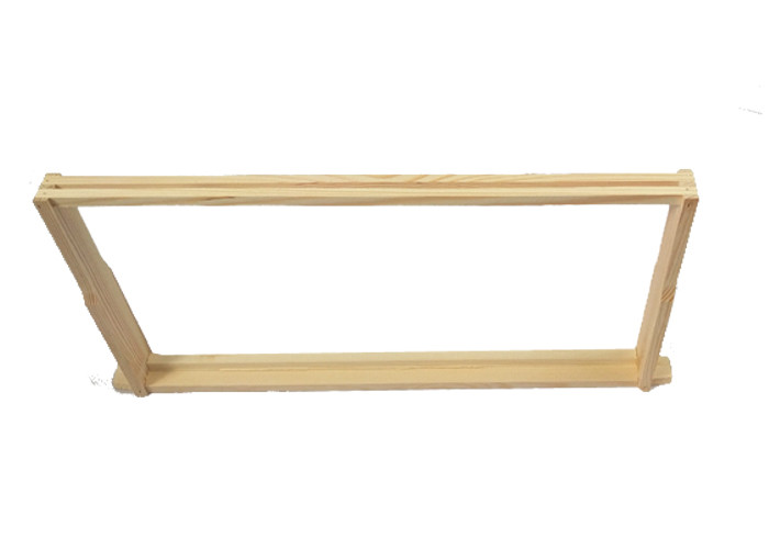 Wooden Bee Frame Of Langstroth Or Dadant Style